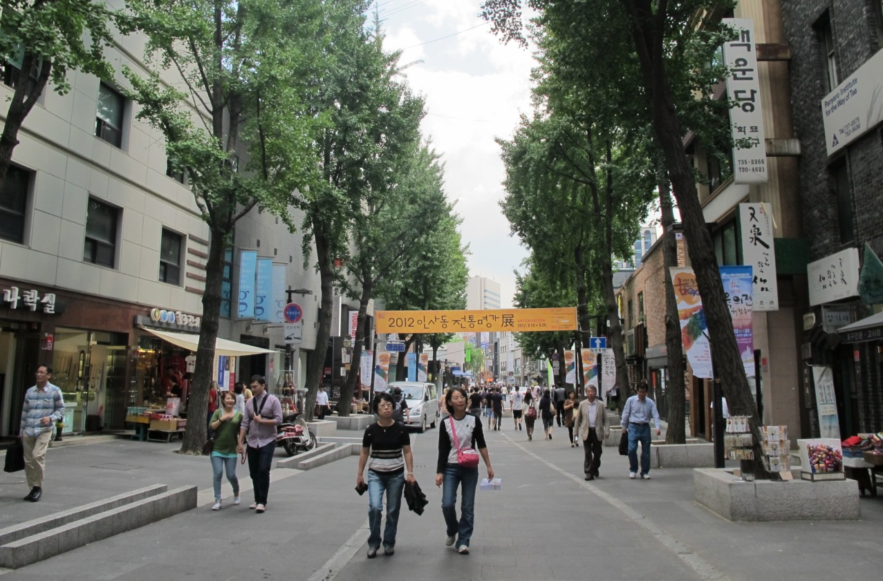 my top 5 shopping streets in seoul journey of life
