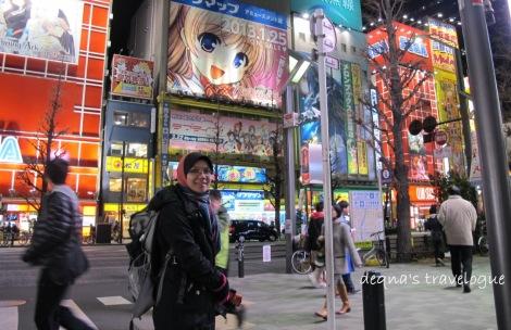 at Akihabara