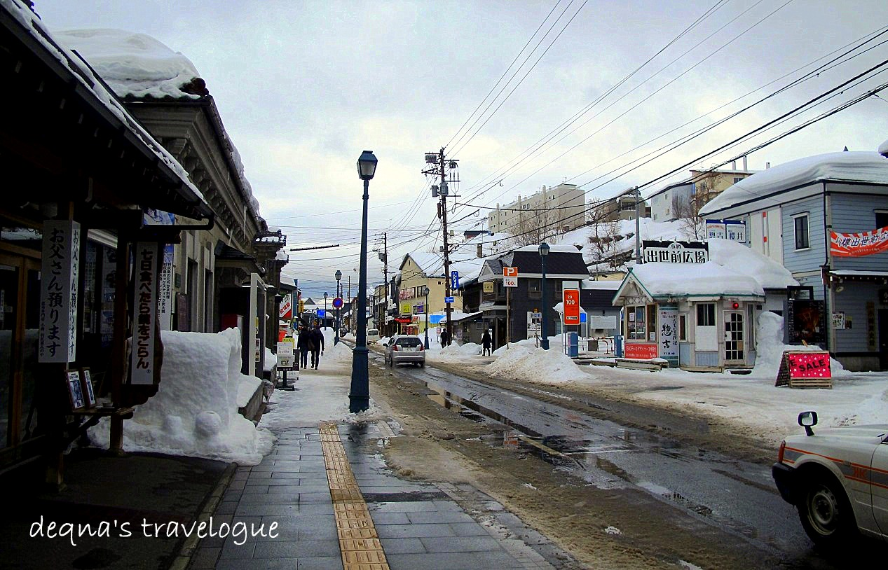 how to get to otaru from sapporo
