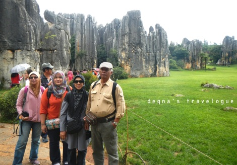 The Stone Forest of Kunming, Sept 2014