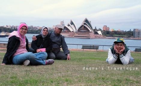 The Sydney Opera House, May 2014